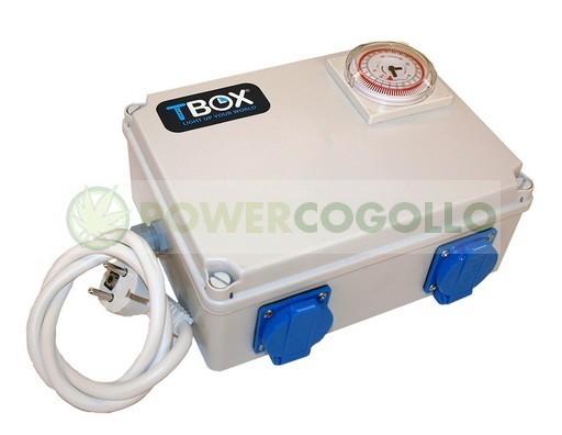 Temporizador de 4x600W TEMPO BOX 0