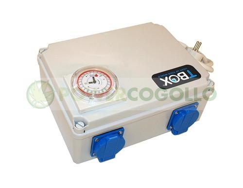 Temporizador de 4x600W TEMPO BOX 1