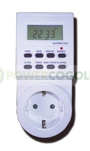 Temporizador Digital Cornwall Electronics 0