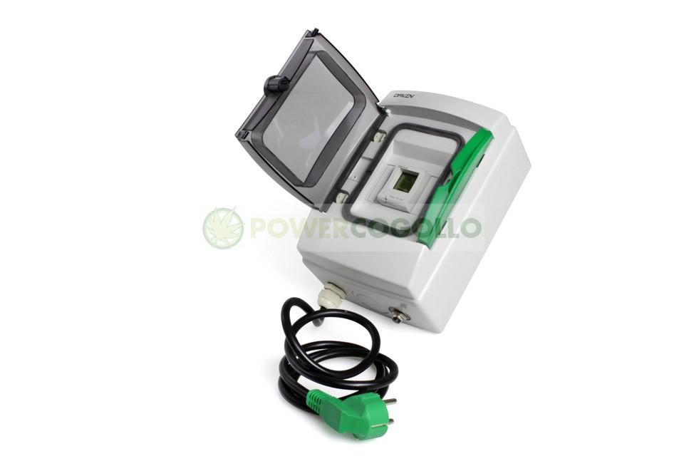 Temporizador Digital Segundos DV-101D. 0