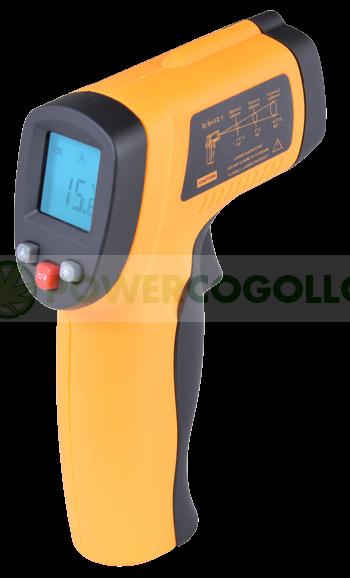 Termómetro Infrarrojos Benetech Digital 0