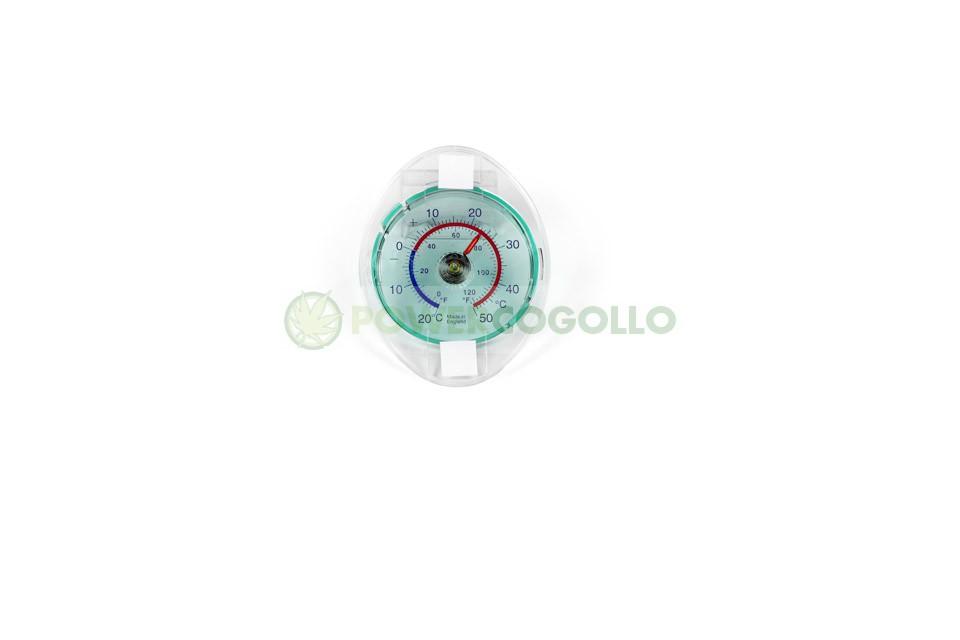 Termómetro Analógico de Ventana 0