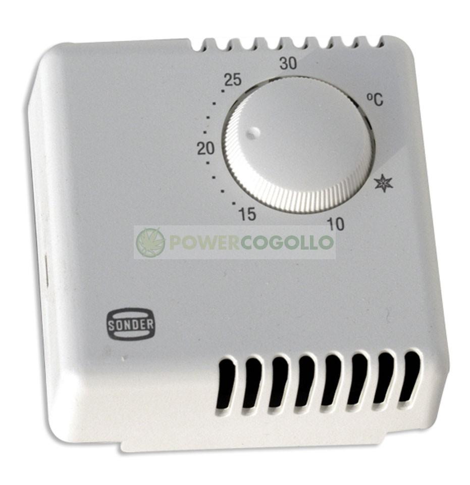 Termostato Sopac TA-1002 1