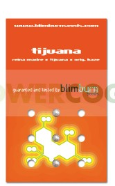 Tijuana (Blim Burn Seeds) Semilla feminizada Marihuana 0
