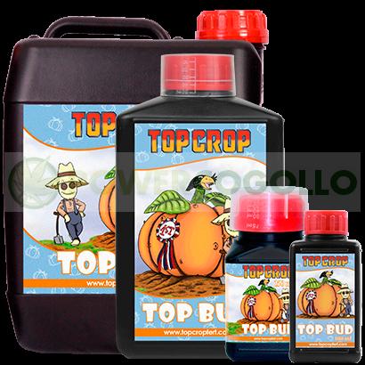 TOP BUD es un fertilizante para el final de la de floración 1