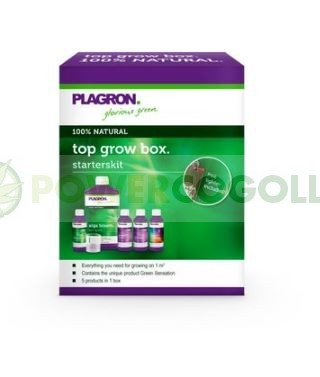 Top Grow Box 100% Bio Plagron 0