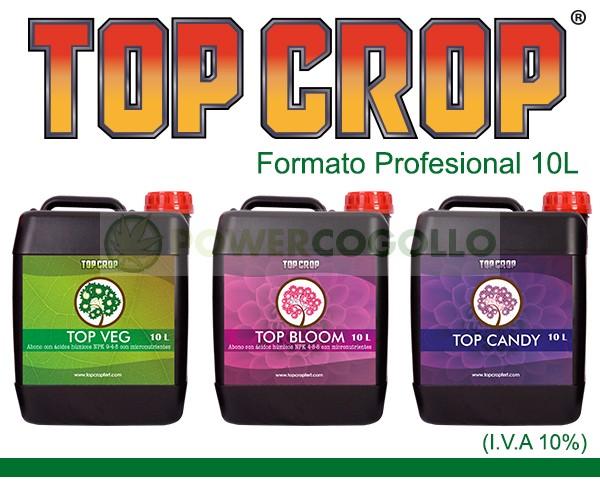 Top Veg 10Lt de Top Crop (Crecimiento) 2