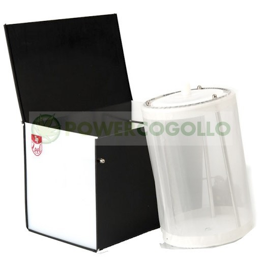 Top Zeff 6 Litros. Extractor Resina Giratorio 1