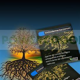 Trichoderma Harzianum Hongo Beneficioso para las Raíces 1