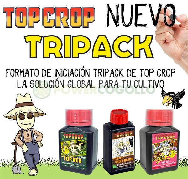 Tripack Top Crop (Pack Fertilizante) 0
