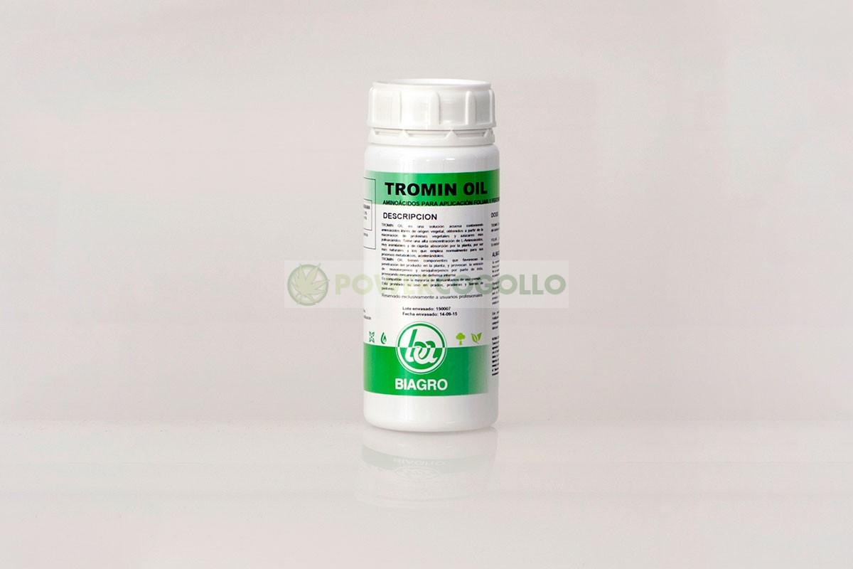 Tromin -Aceite de Neem aminoacidos 0