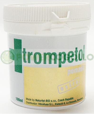 Trompetol Pomada Extra Cbd  0