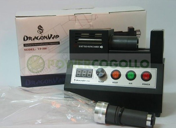 Vaporizador Digital Dragon Vap 500 0