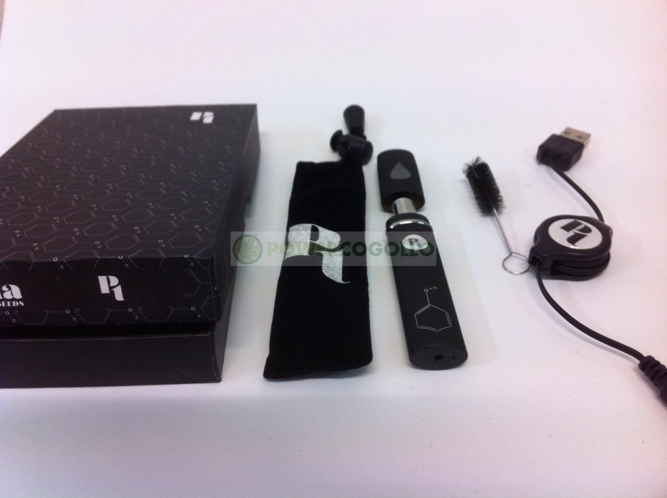 Vaporizador BHO de Bolsillo recargable USB para BHO 0