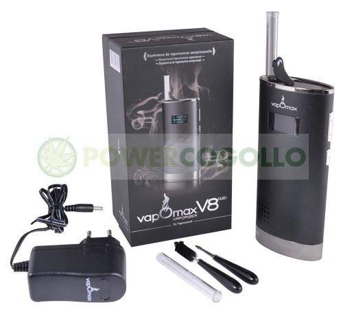 Vaporizador Digital Portátil VAPOMAX V8 0