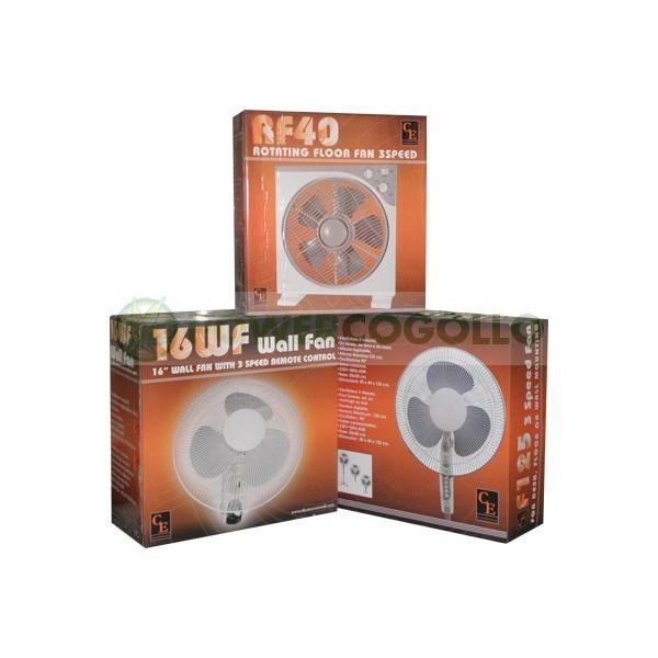 Ventilador Frontal Rotatorio (45w-30cm) para Armario de Cultivo 1