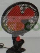 Ventilador con Pinza Oscilante Cyclone 0