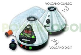 Vaporizador Volcano DIGITAL 0