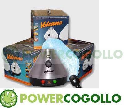 Comprar Vaporizador Volcano Classic barato 0