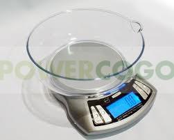 Balanza Precisión Digital ZX-2000 (0,1/2000gr) Báscula de precisión Digital ZX-2000 con precisión de 0,1gr barata. 0