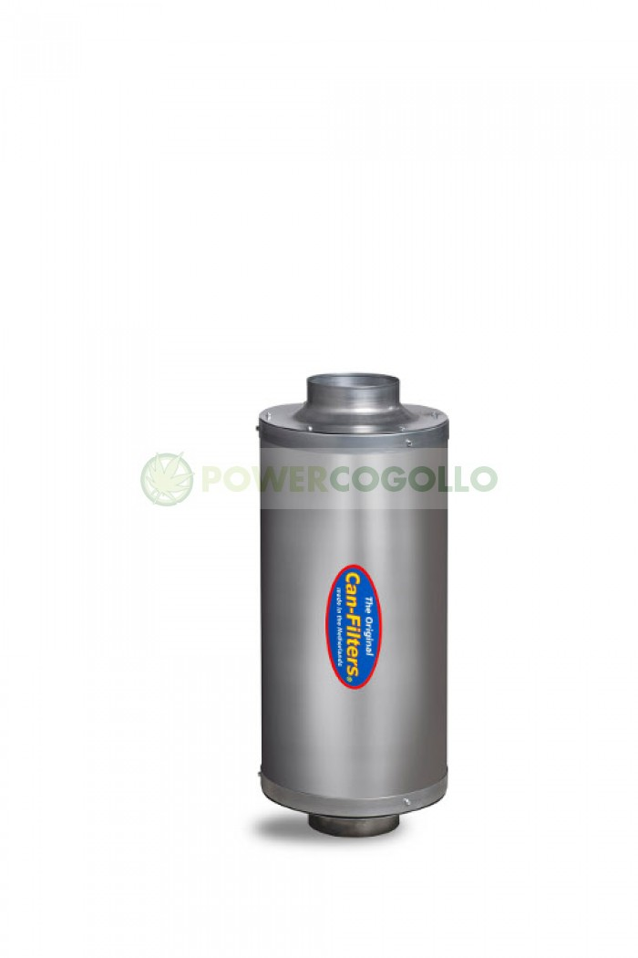 Filtro Can In-line 1500 m³/h 200mm