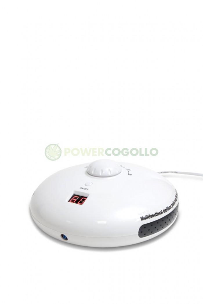 Ozonizador Ovni Aire y Agua (Piedra Difusora) 8w