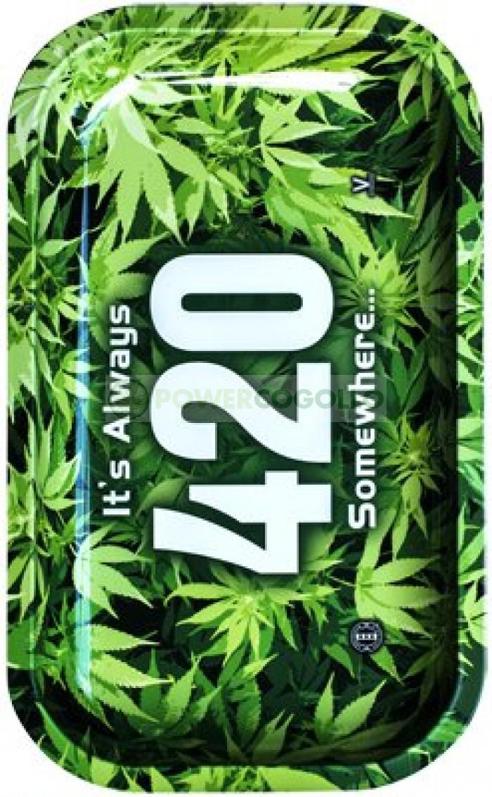 Bandeja Metálica modelo 420 para liar