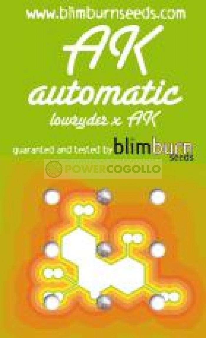 AK Automatic 3 Semillas (Blim Burn Seeds)