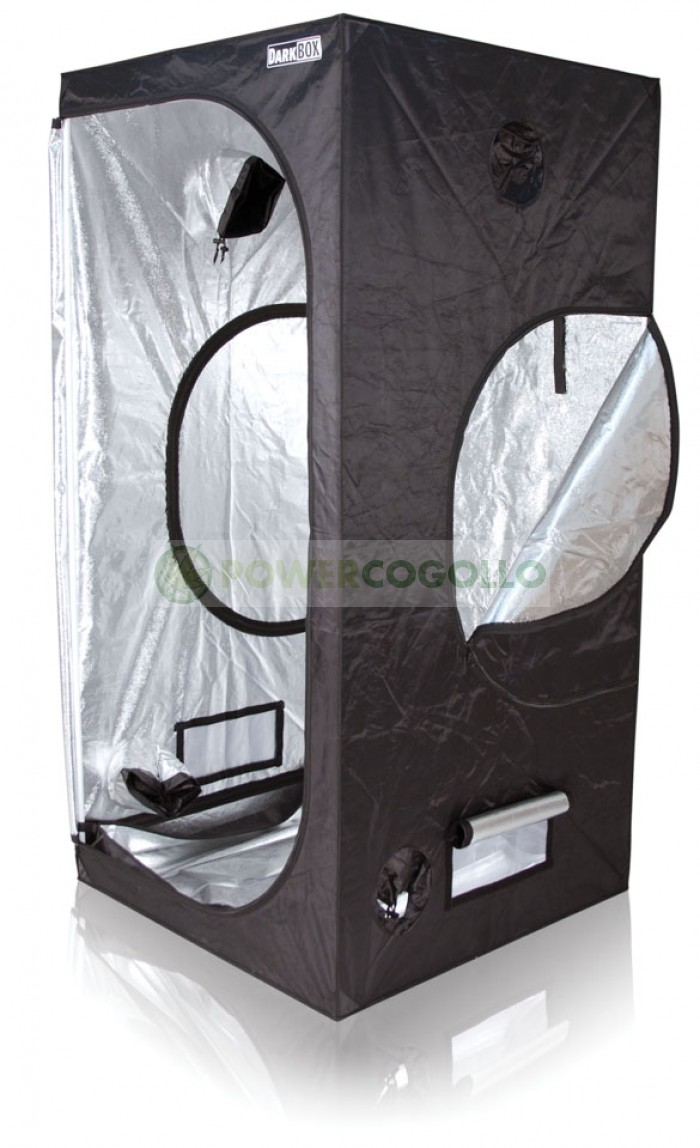 Armario de Cultivo DarkBox 100x100x200cm