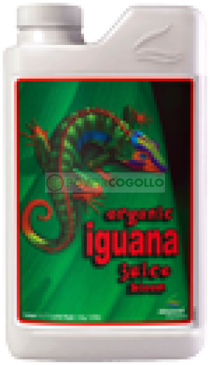 Fertilizante Organic Iguana Juice Bloom (Advanced Nutrients)