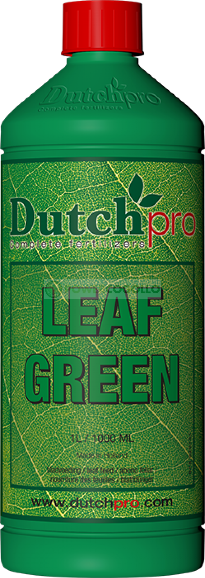 Leaf Green (Dutch Pro) abono foliar Cannabis,