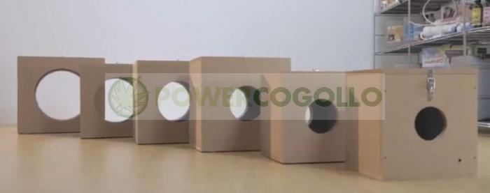 Caja Antiruido Insonorización Extractor 250 MM