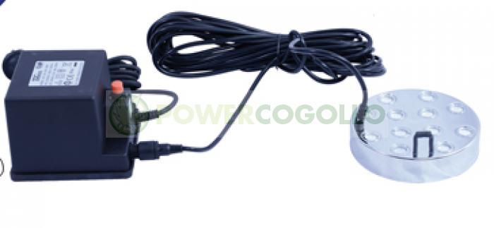 Humidificador por Ultrasonidos 12 membranas + repuestos
