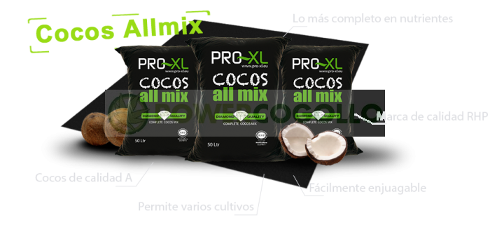 PRO-XL COCOS ALL MIX 50 LT