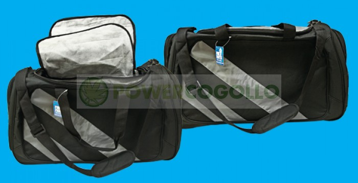 Bolsa de Gimnasio Antiolor Funk Fighter Odorless Gym Bag xL transportar cogollos  marihuana
