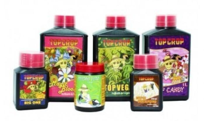 kit abonos, topcrop, fertilizantes