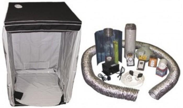Kit Armario Completo Cultibox Light S 80X80160cm Cultivo Interior barato