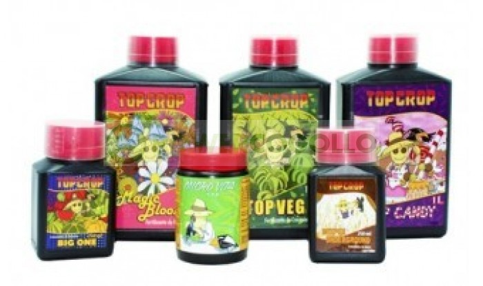 kit abonos, topcrop, fertilizantes