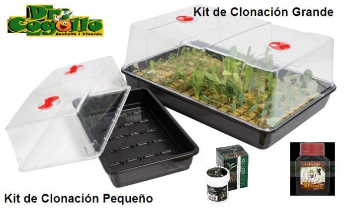Kit de Clonación Pequeño + Invernadero