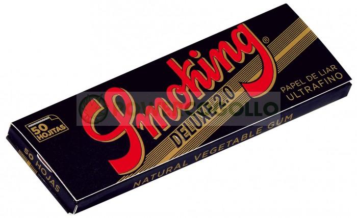 Papel Smoking Deluxe 1/4