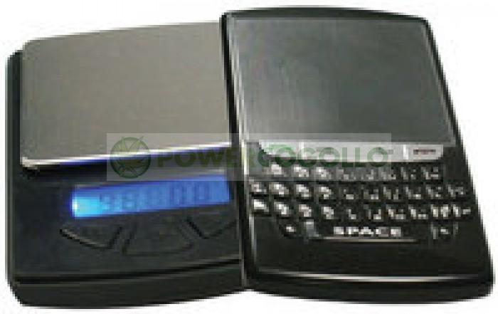 La balanza de precisión con aspecto de Blackberry.