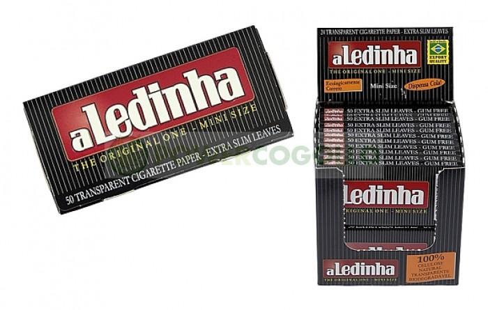 Papel Aledhinha 1/4 Transparente 100% Celulosa