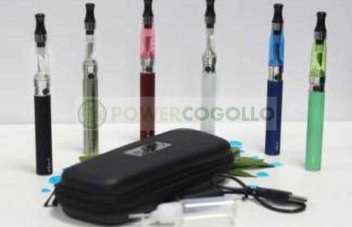 Kit Cigarro Electrónico+ Estuche + Cargador + Botella