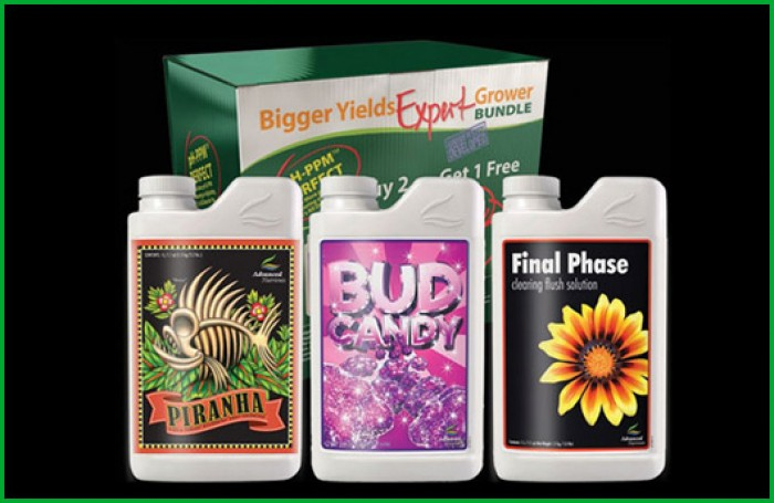 Expert Kit (Pack Experto) Advanced Nutrients