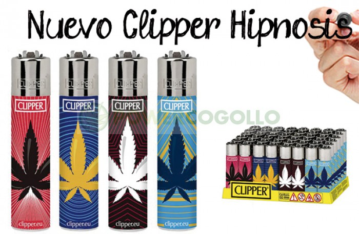 Mechero Clipper Edición Hipnosis