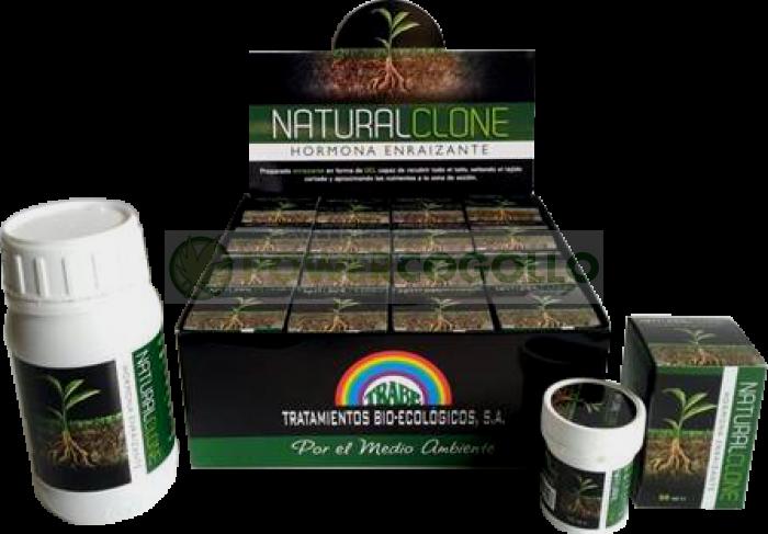 Hormona Natural Clone Enraizamiento esquejes