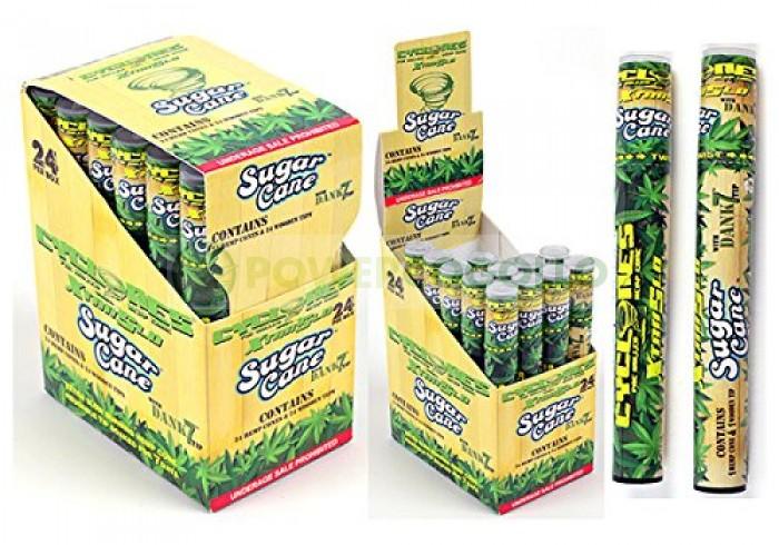 Cono Cyclon Hemp Blunt Sugar Cane