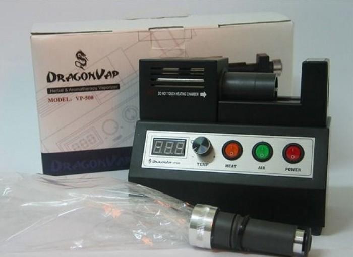 Vaporizador Digital Dragon Vap 500