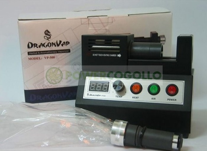 Vaporizador Digital Dragon Vap 500