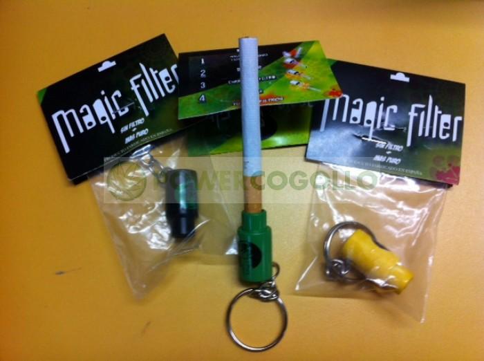 Magic Filter. Extrae el filtro del Cigarro